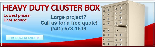Heavy Duty Cluster Box