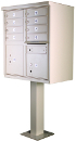 Heavy Duty Series Group Mailboxes Type 1