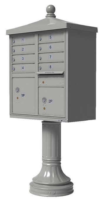 Deco Option Group Mailboxes