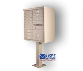 Heavy Duty Series Cluster Mailboxes