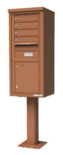 Small Group Mailboxes