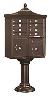 Regency Decorative Cluster Mailboxes