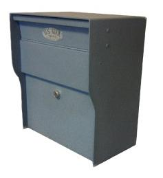 Soho Wall Mounting Mailbox